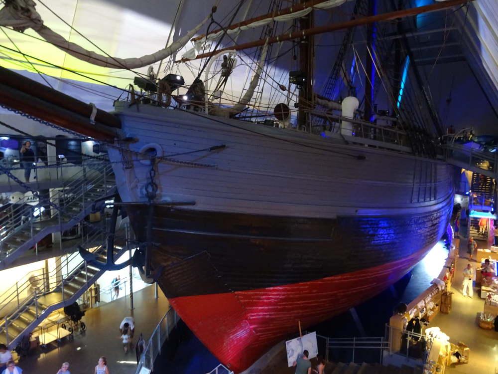 Noruega - Oslo - Museo de Fram