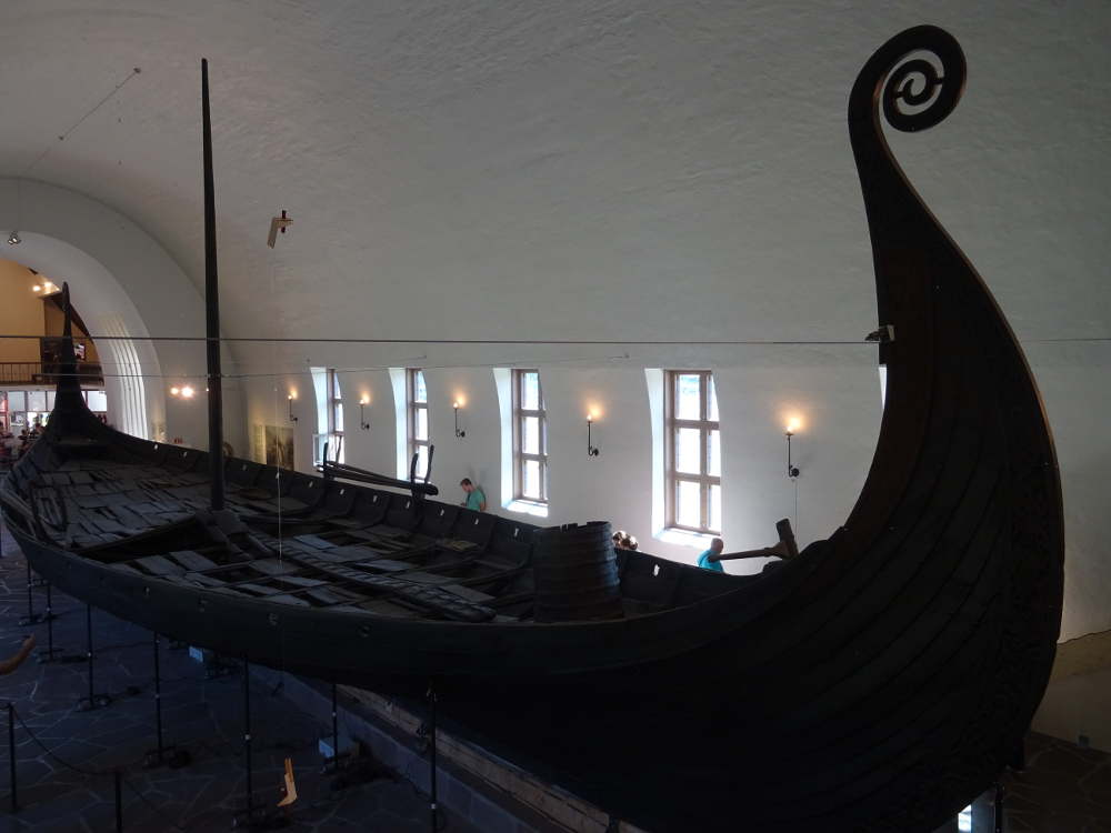 Norway - Oslo - Viking ship