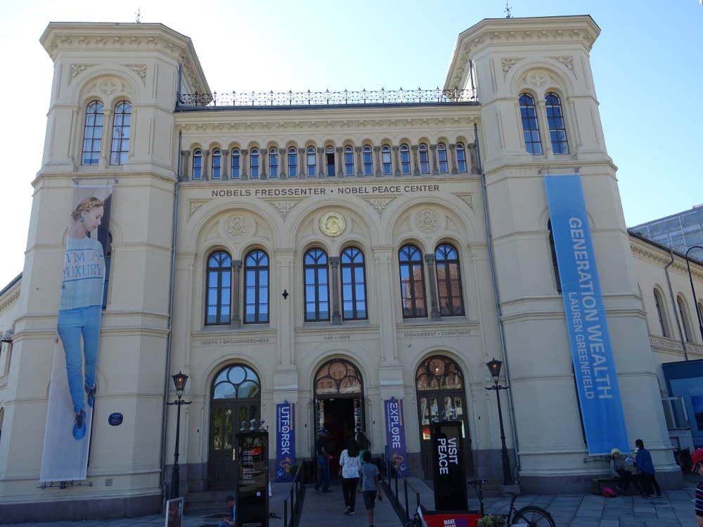 Norway - Oslo - Nobel Peace Center