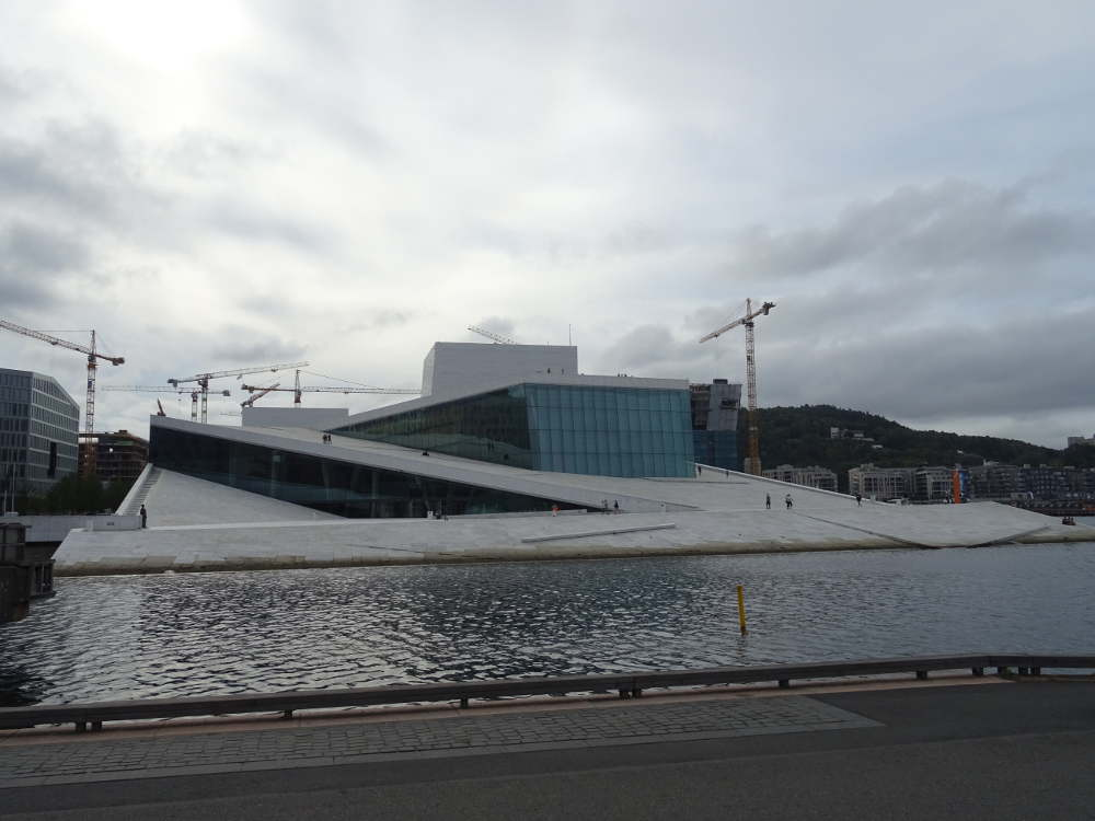 Norway - Oslo - Opera House - Operahuset