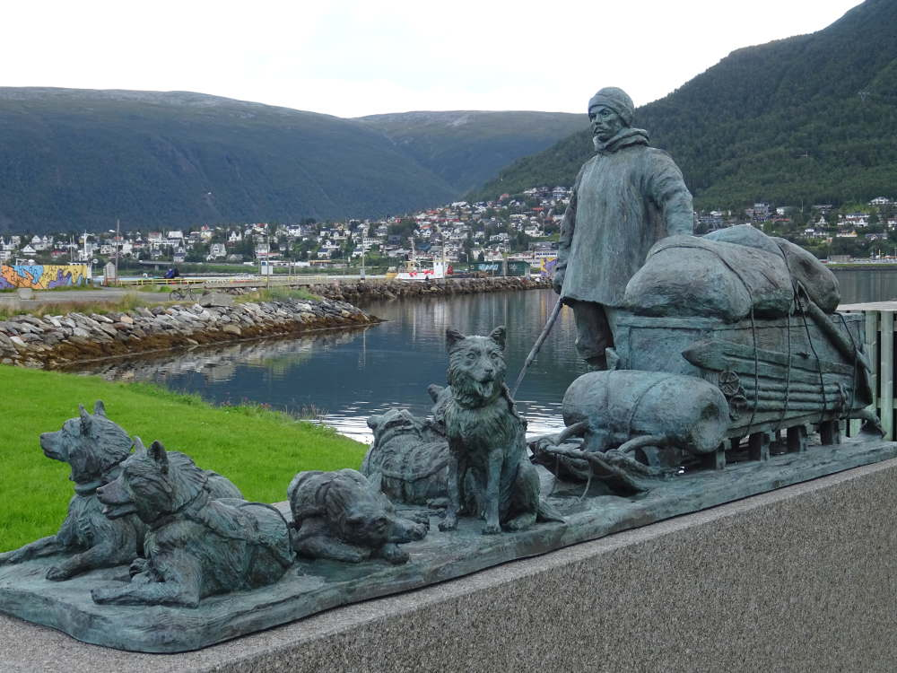 Norway - Tromso - Polaria Museum