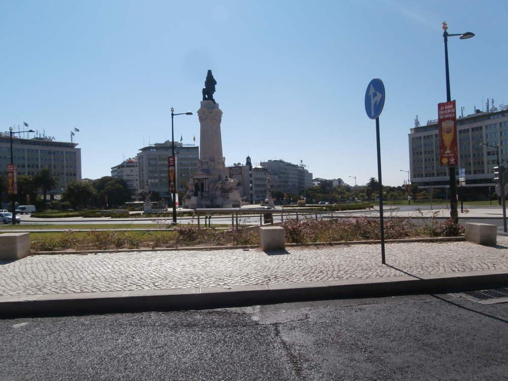 Portugal - Lisboa - Marquês de Pombal