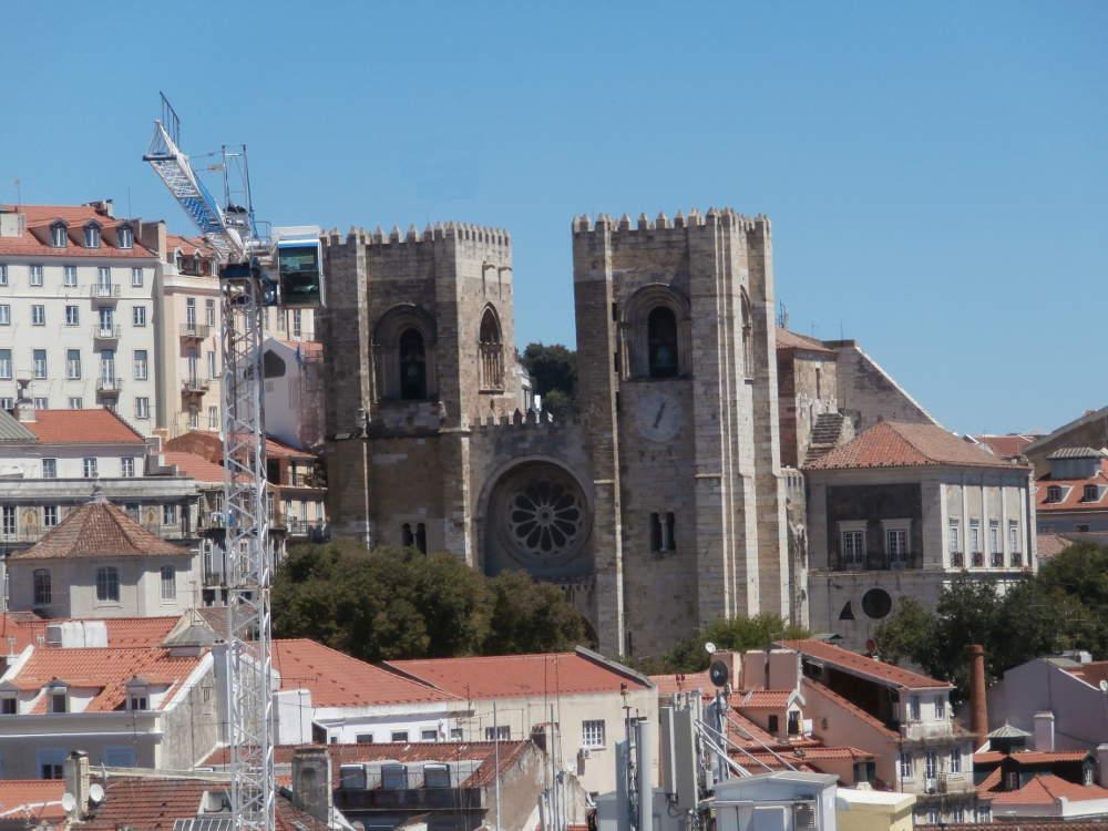 Portugal - Lisboa - Sé de Lisboa
