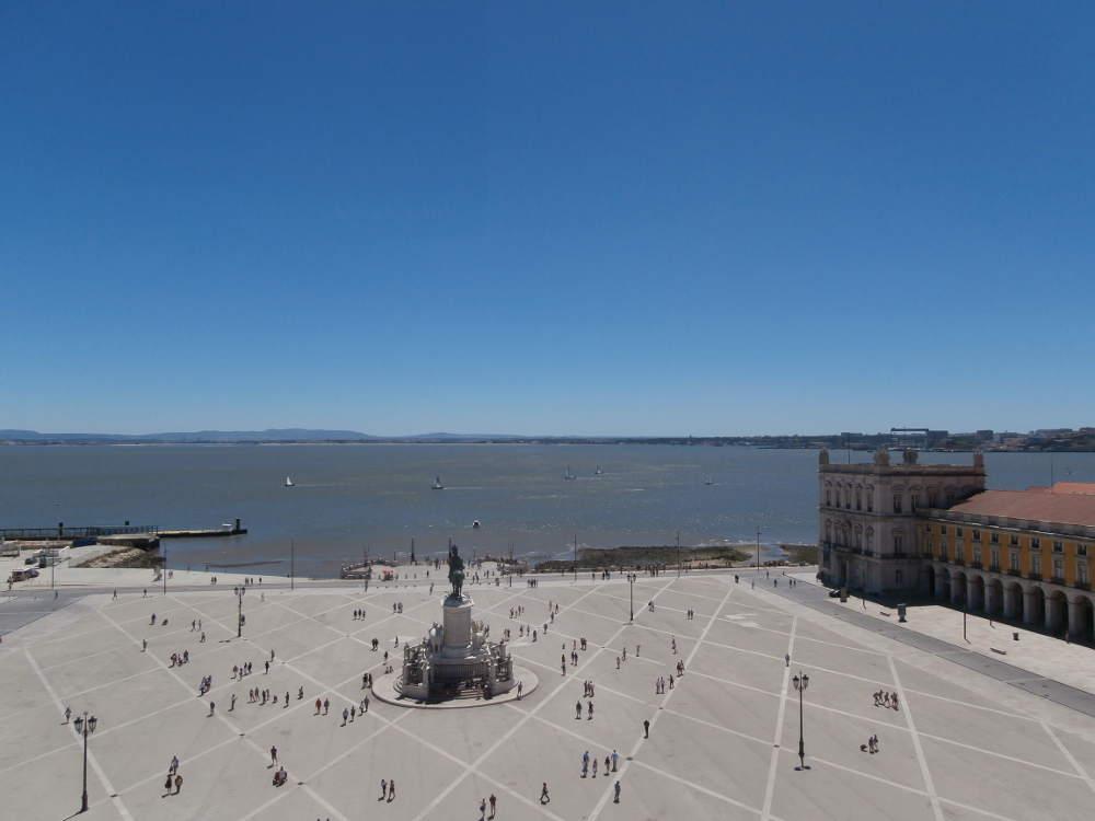 Portugal - Lisboa - Praça do Comércio