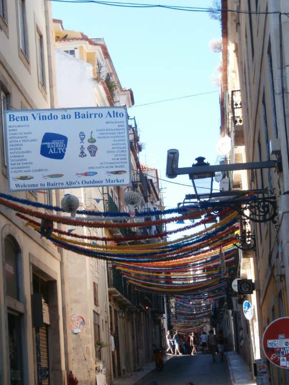 Portugal - Lisboa - Bem Vindo ao Bairro Alto