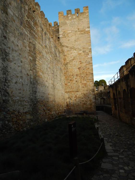 Portugal - Lisboa - Castelo de S. Jorge