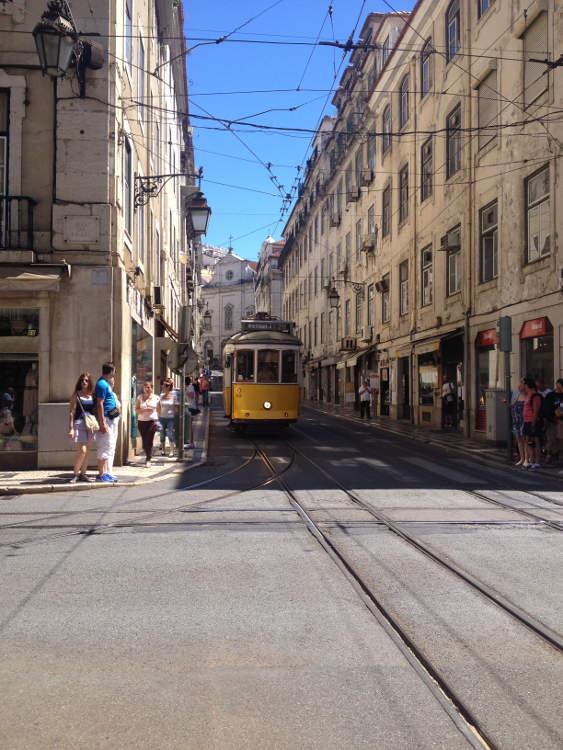 Portugal - Lisboa - Tram 28