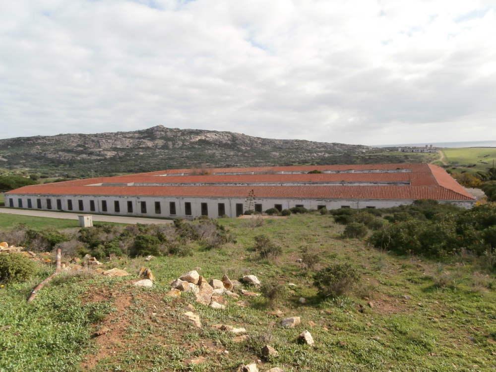 Cerdeña - Isla Asinara - Prisión