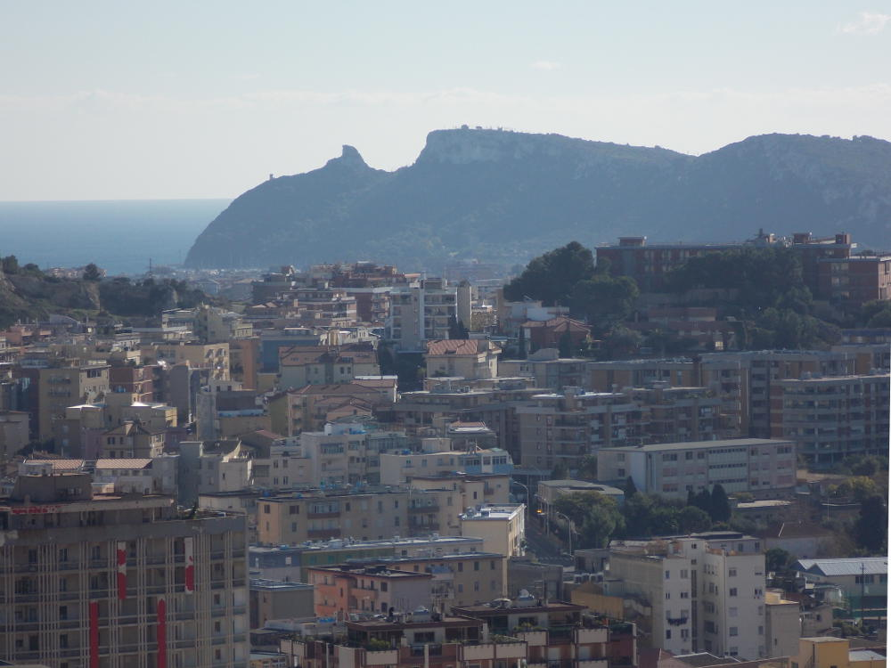 Sardinia - Casteddu / Cagliari - Saddle of the Devil