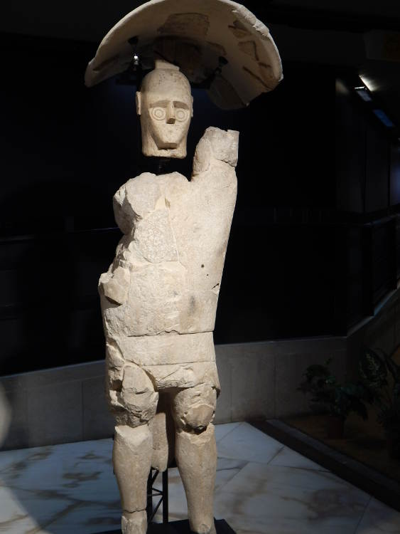 Sardinia - Shardana Warriors - Giants of Mont'e Prama - Peoples of the Sea