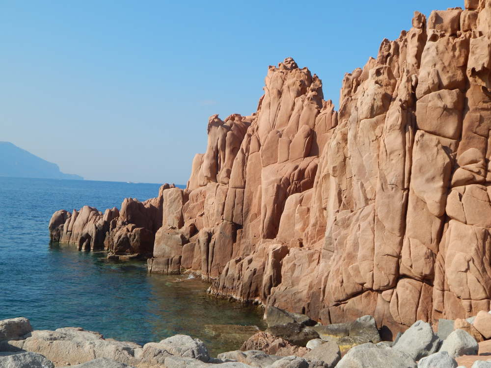 Sardinia - Ogliastra - Red Rocks in Arbatax