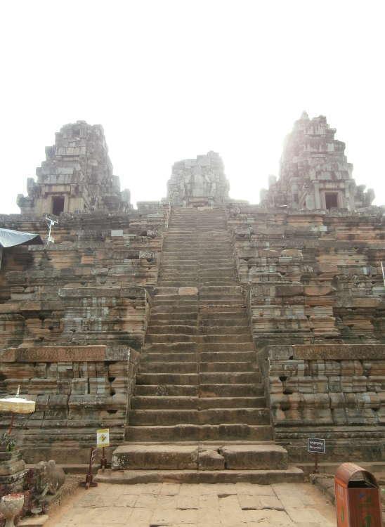 Cambodia - Angkor - Ta Keo