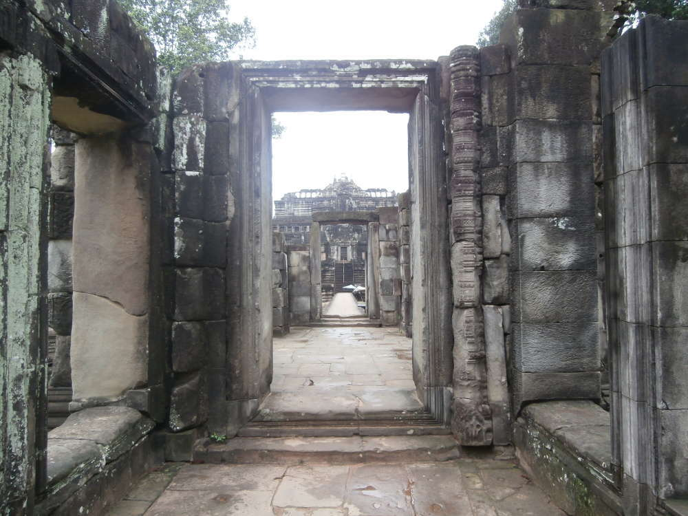 Cambodia - Angkor Thom - Baphuon temple