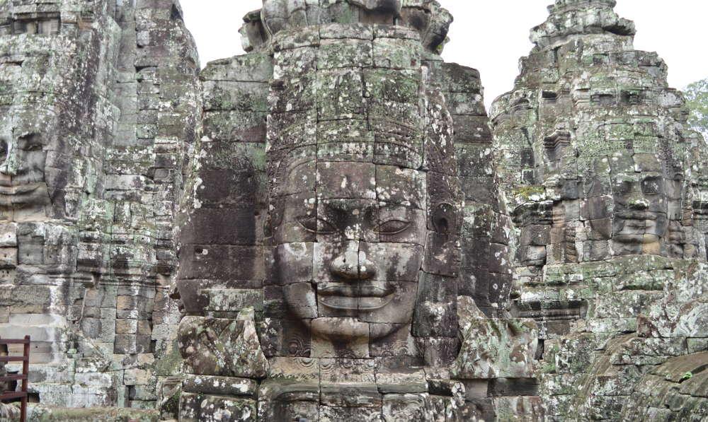 Cambodia - Angkor Thom - Bayon