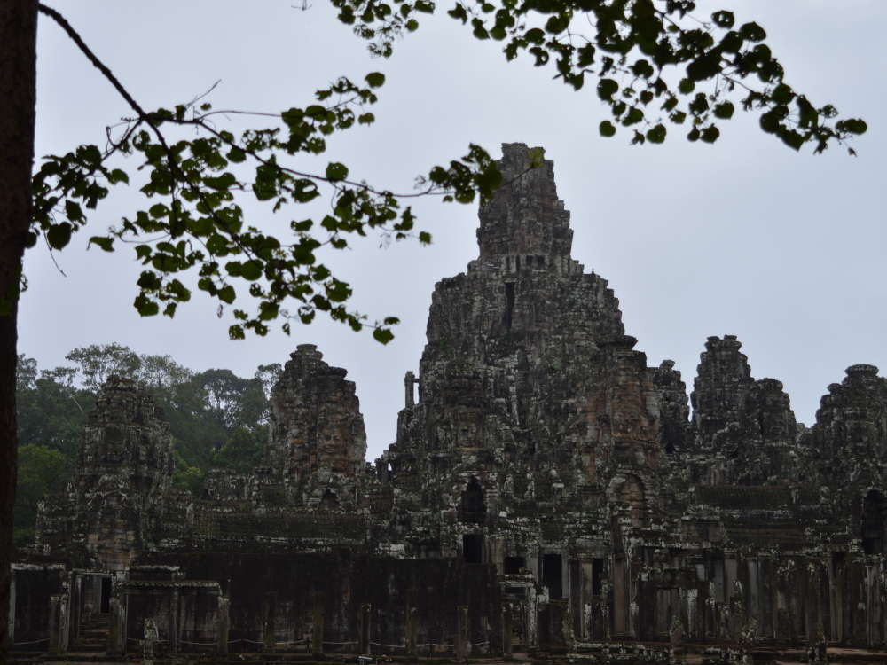 Cambodia-Angkor-Thom-Bayon-