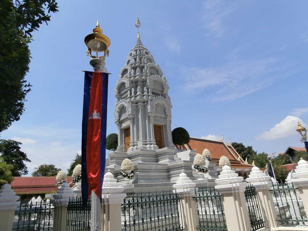 Cambodia-Phnom-Phen-Royal-Palace