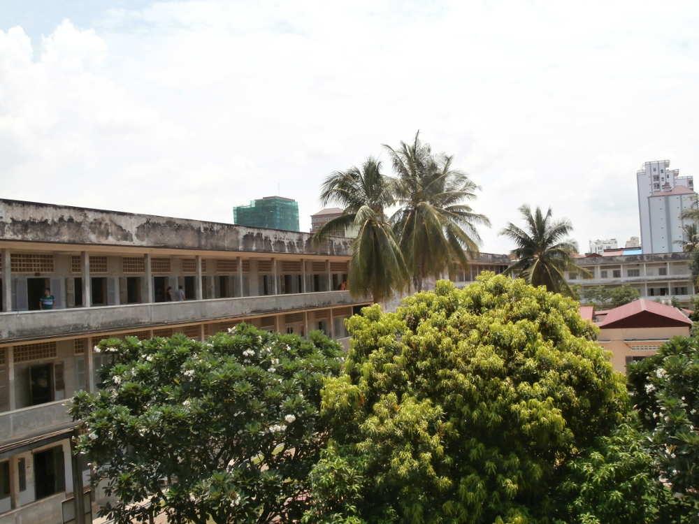 Cambodia - Phnom Phen - Prison S-21