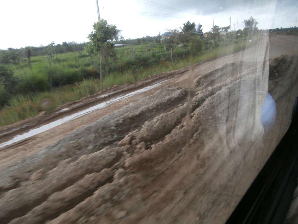 Laos - road