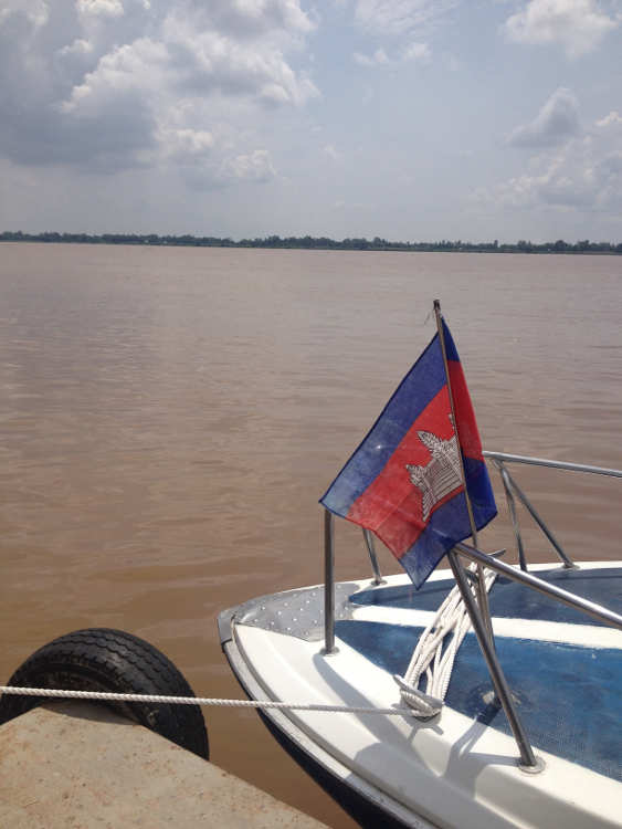 Cambodia - Mekong River