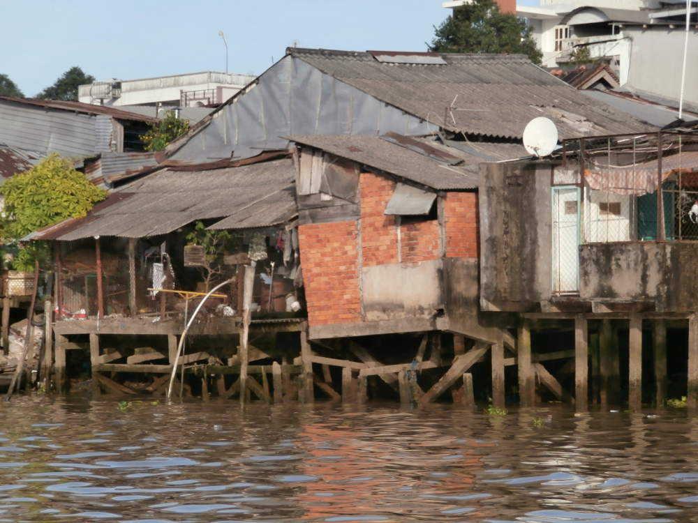 Vietnam - Can Tho - mercati galleggianti Mekong