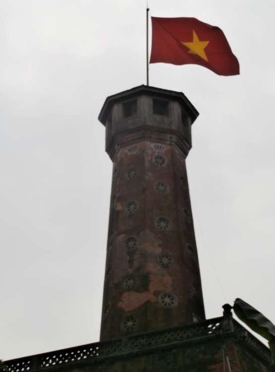 Vietnam - Hanoi - Cột cờ Hà Nội - Flag Tower of Hanoi