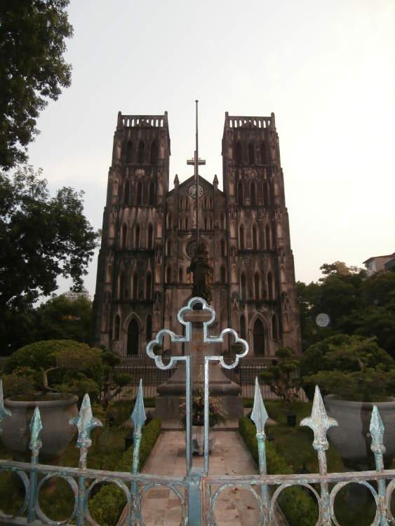 Vietnam - Hanoi - Catedral de San José