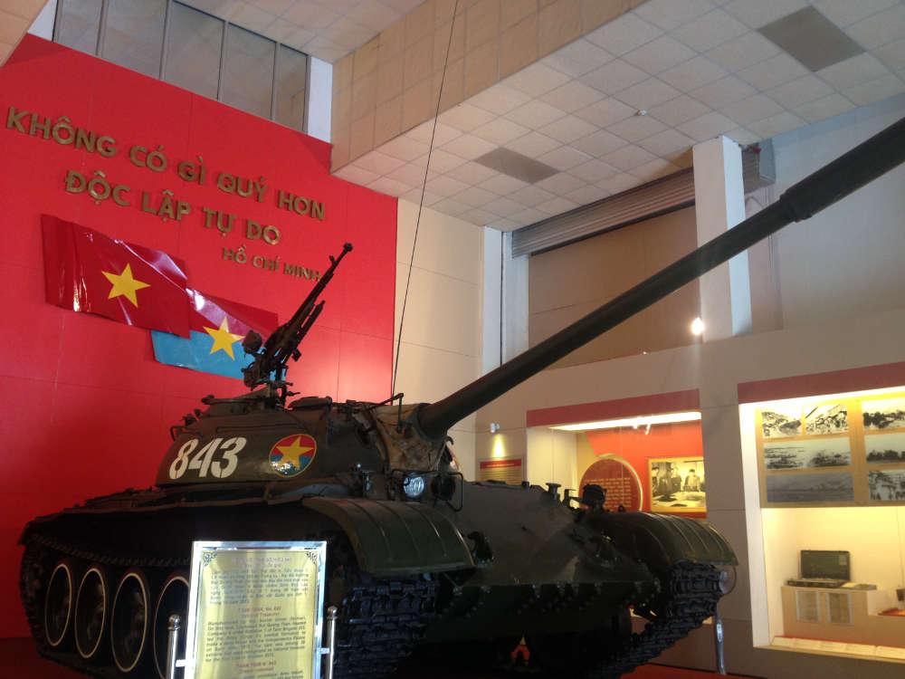 Vietnam - Hanoi - Vietnam Military History Museum