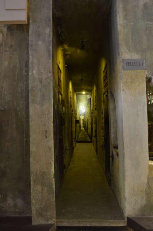 Vietnam - Hanoi - Prisión de Hoa Lo