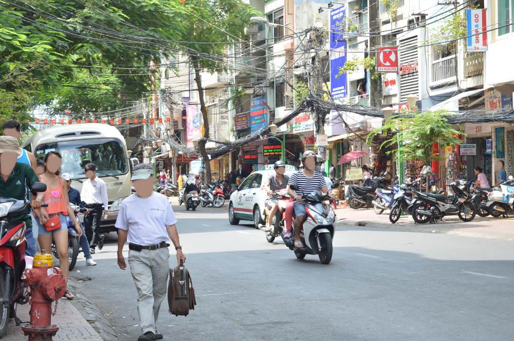 Vietnam - Ciudad Ho Chi Minh HCMC Saigon