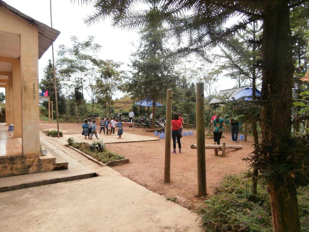 Vietnam - Lao Cai - Save the Children School