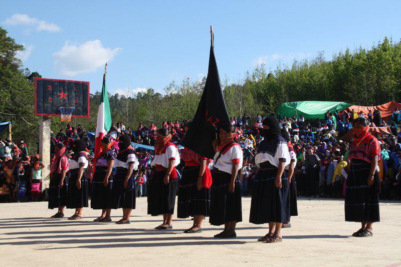 EZLN - Caracol Morelia - Escuelita