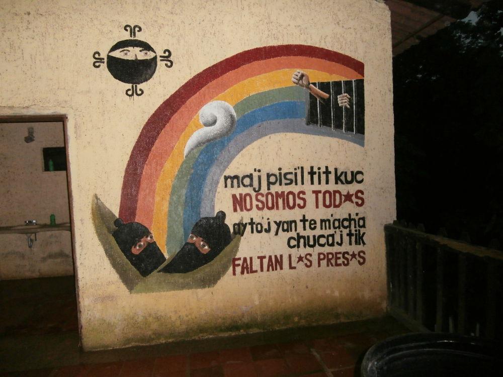 EZLN - basi d'appoggio - mancano i prigionieri