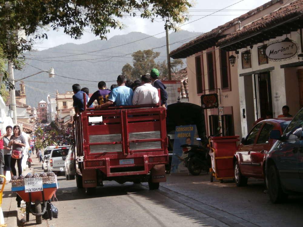 México - San Cristobal de las Casas