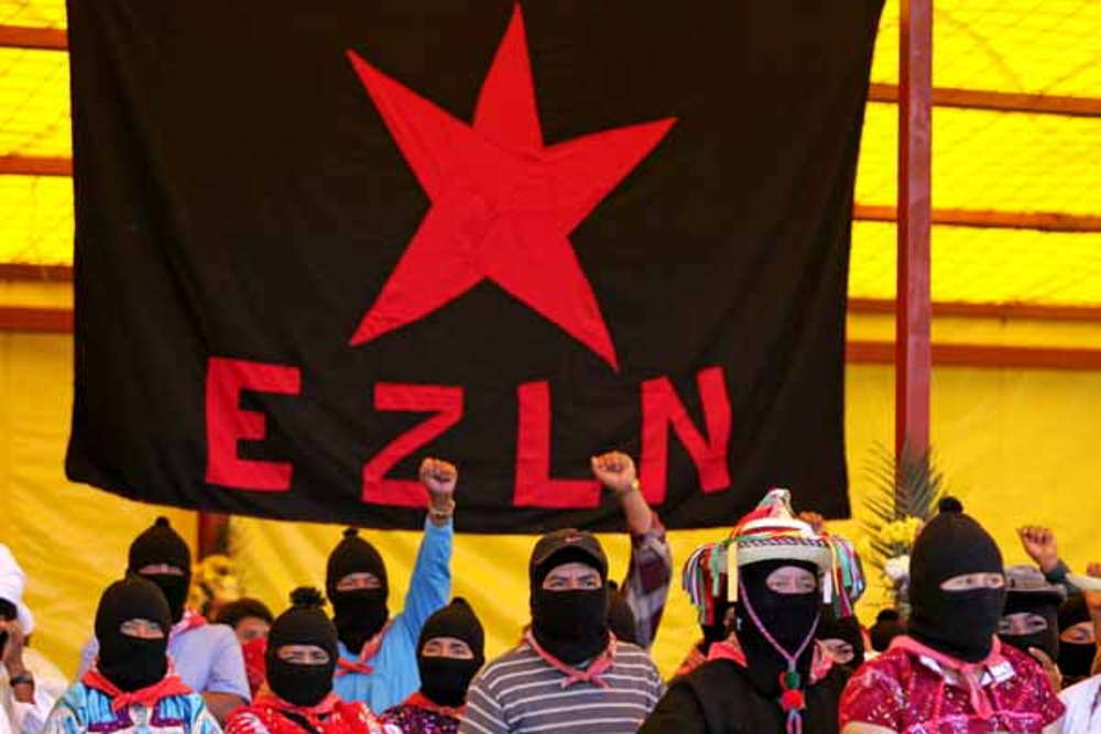 EZLN - greeting