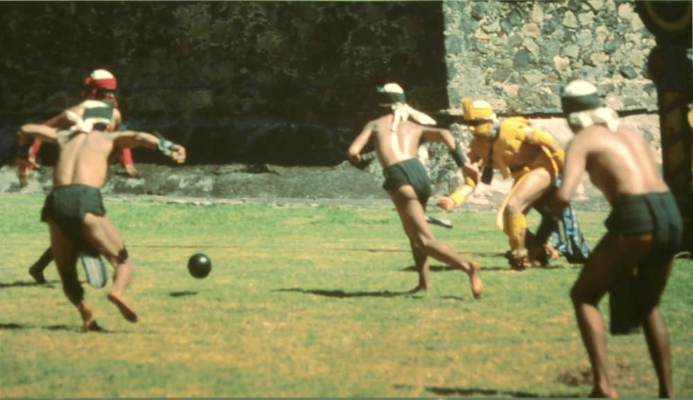 Mexico-Mayan-city-pelota-game