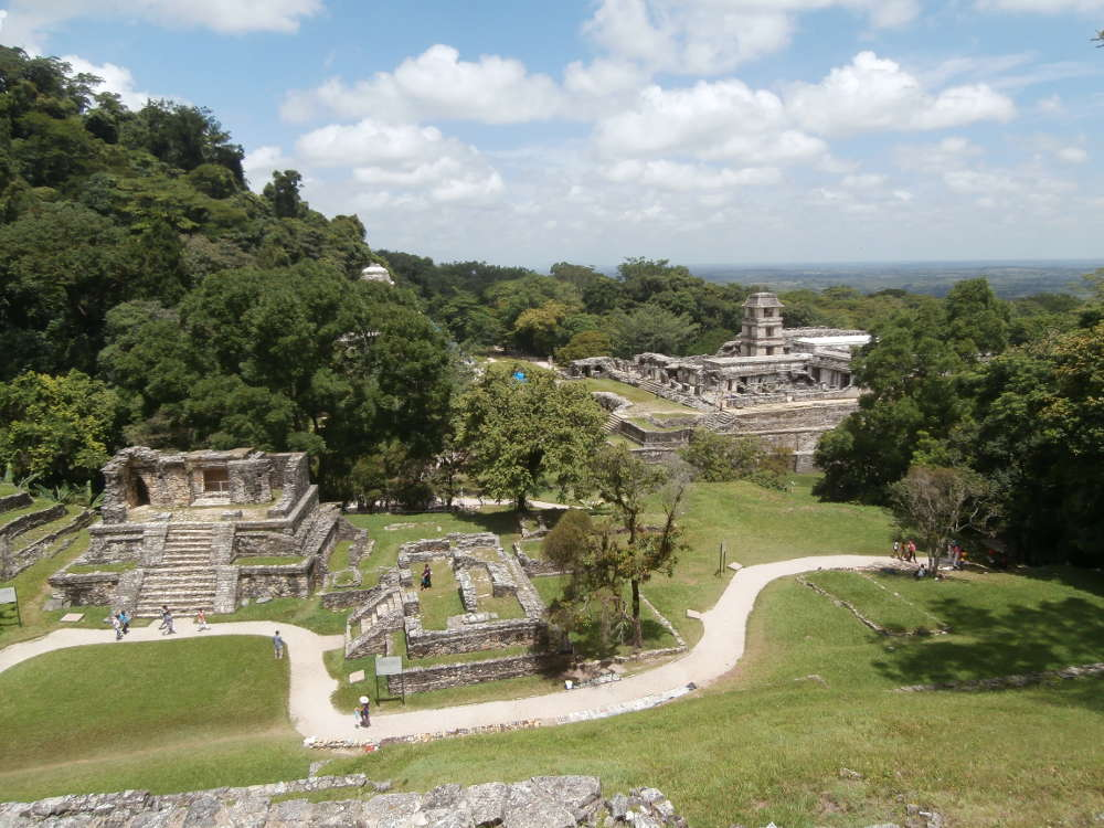 Mexico-City-Maya-Palenque