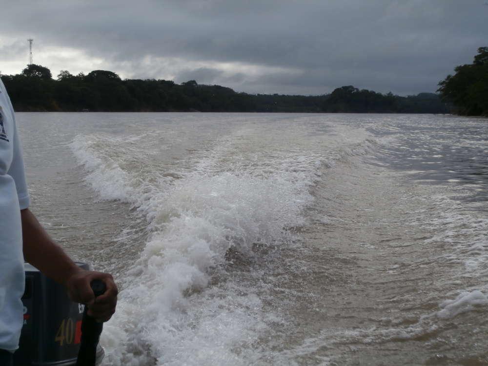 Chiapas - México - Río Usumacinta