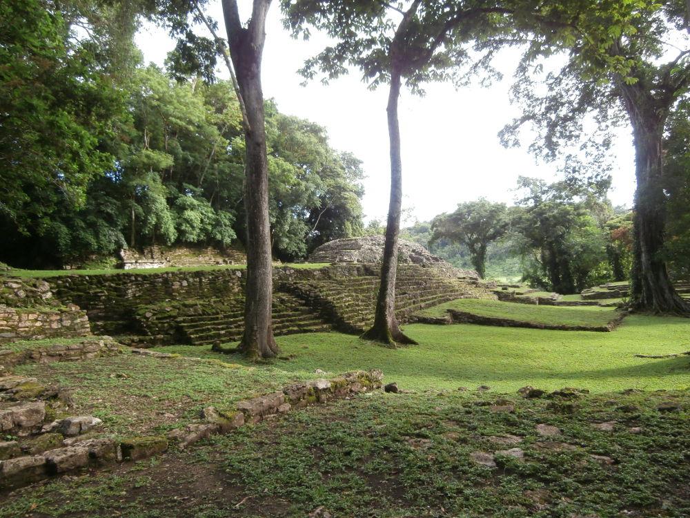 Chiapas - Messico - Yaxchilan