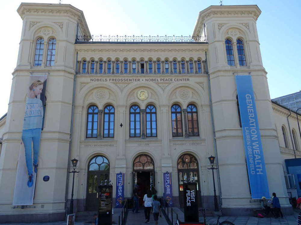 Norway - Oslo - Nobel Peace Center