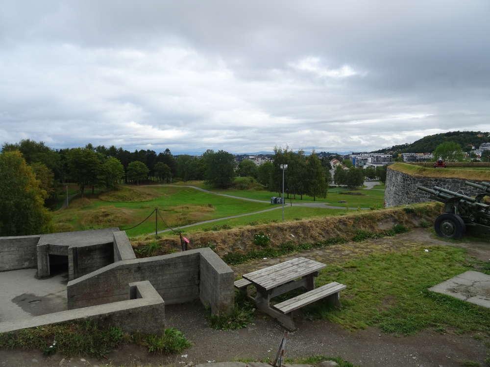 Norway - Trondheim - Fortress Kristiansten