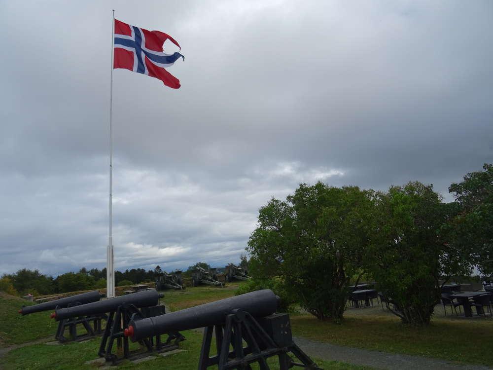 Noruega - Trondheim - Fortaleza Kristiansten