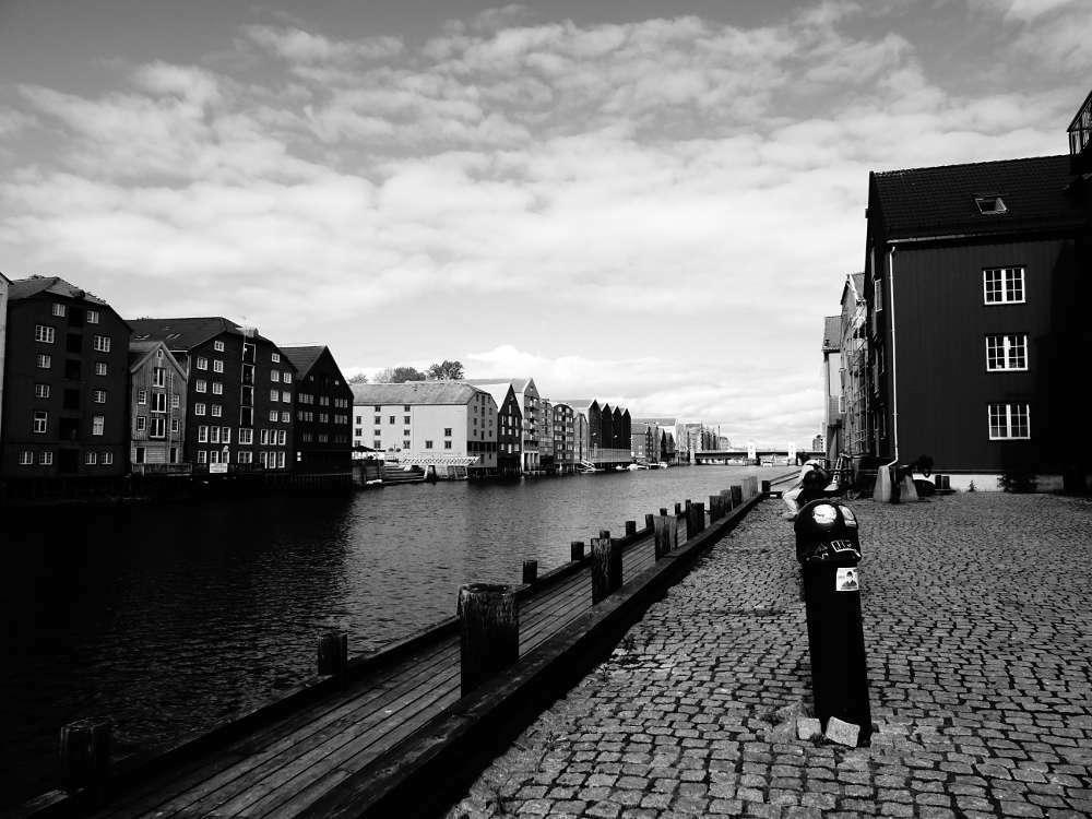 Norway - Trondheim - Kaupangen