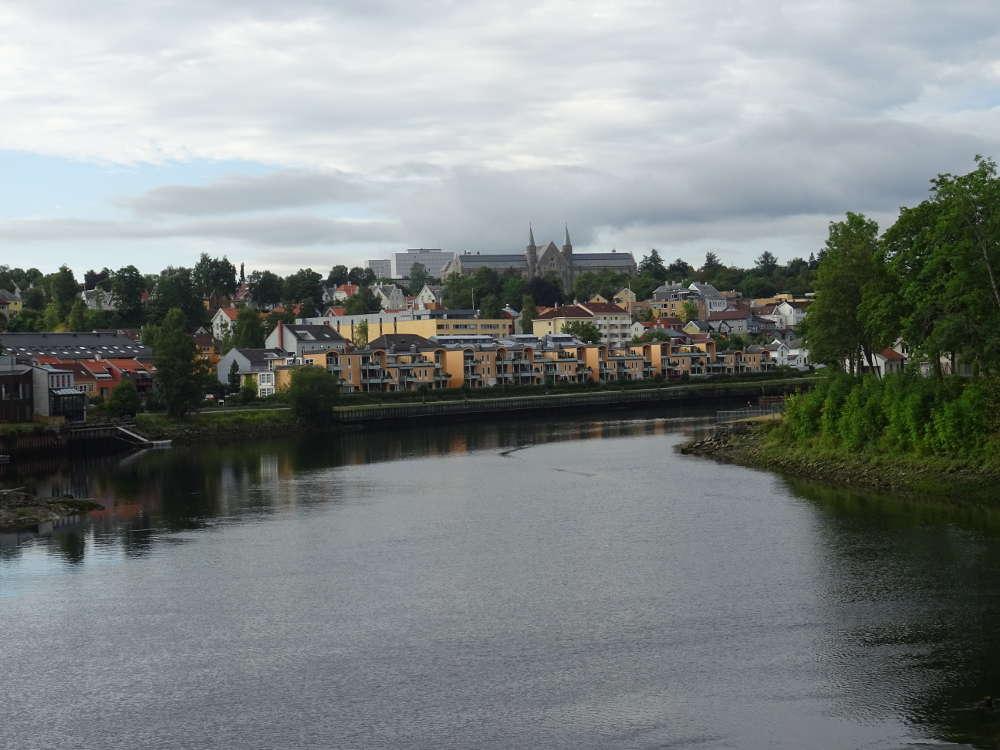 Noruega - Trondheim - Singsaker Sommerhotell