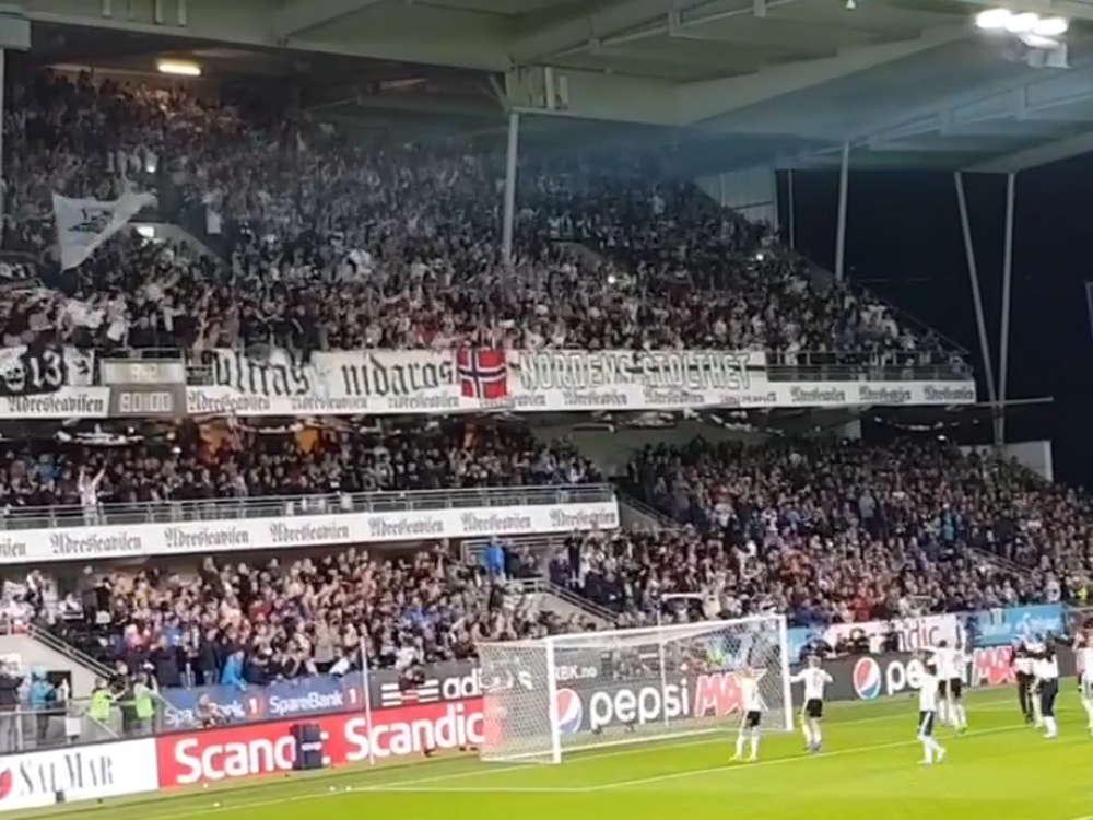 Noruega - Trondheim - Estadio Rosenborg