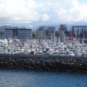 Noruega - Bodo - puerto