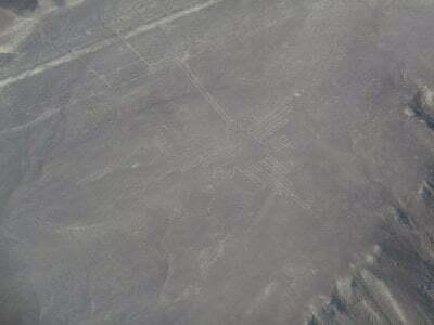 Linee di Nazca - foto Colibrì articolo