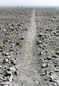 Peru - Linea di Nazca da vicino