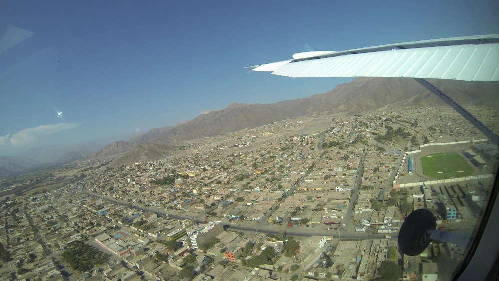 Peru - città di Nazca