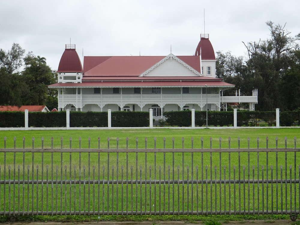 Tonga - Nuku'alofa - Palazzo Reale