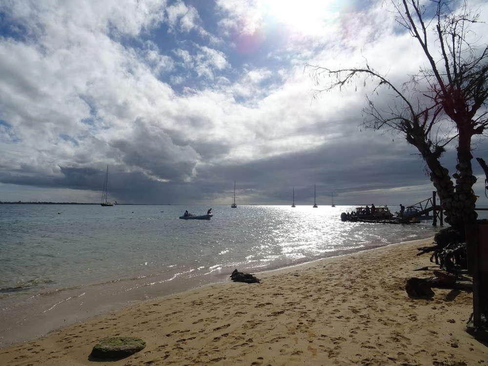 Tonga - Pangaimotu Island